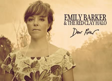 Emily Barker & The Red Clay Halo  - New album Dear River
